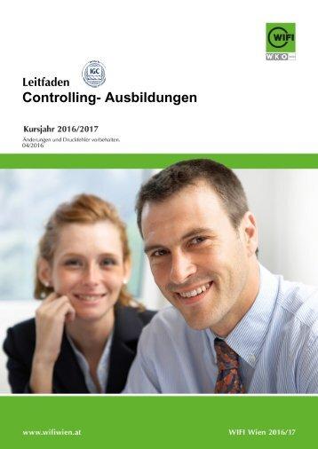 Leitfaden: Controlling-Ausbildungen