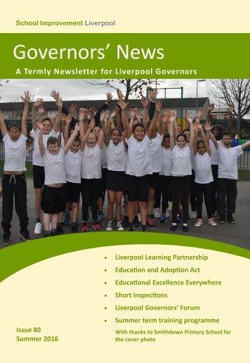 Governors' News