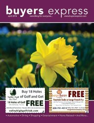 Buyers Express - La Crosse Edition - April 2016