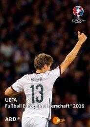 UEFA Fußball Europameisterschaft 2016