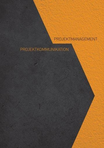 Projektkommunikation - Projektmanagement