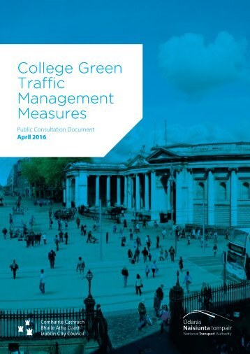 College Green Traffic Management Measures