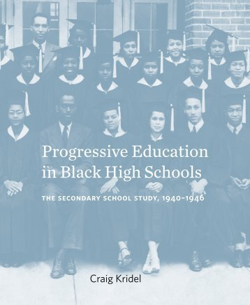 Progressive Education in Black High Schools
