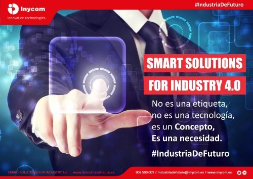 SMART SOLUTIONS FOR INDUSTRY 4.0
