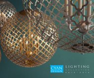 2015 Cyan Lighting Catalog