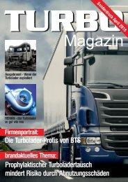 Turbo-Magazin - BTS Sonderdruck April 2016