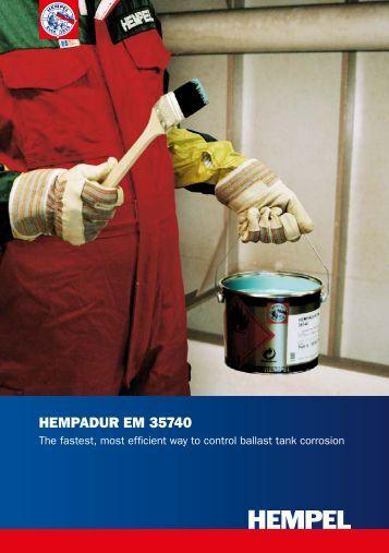 HEMPADUR EM 35740 - Hempel