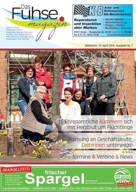Fuhse-Magazin 7/2016