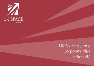 Corporate Plan 2016 -2017