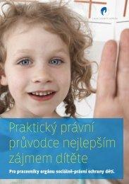 Praktický právní průvodce nejlepším zájmem dítěte