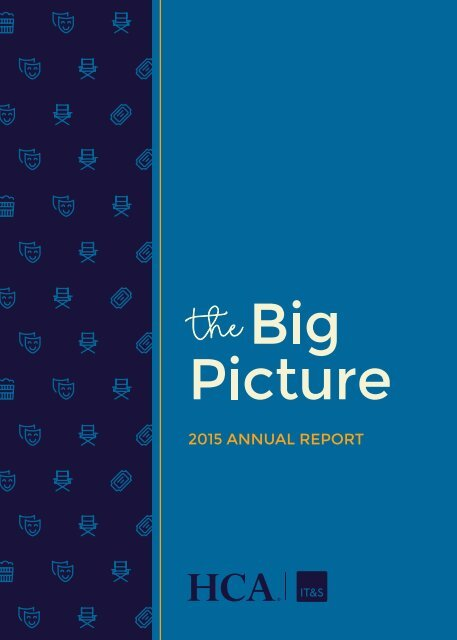 THE IT&S 2015 ANNUAL REPORT