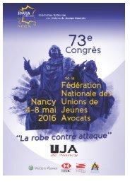 programme Congrès