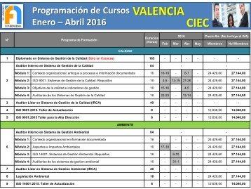 VALENCIA CIEC
