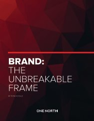 BRAND THE UNBREAKABLE FRAME