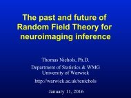 The past and future of Random Field Theory for neuroimaging inference