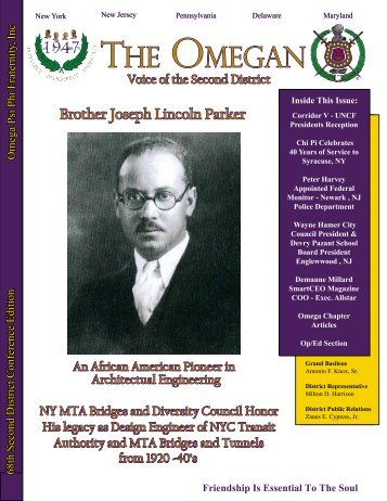 The Omegan Conference Edition 2016