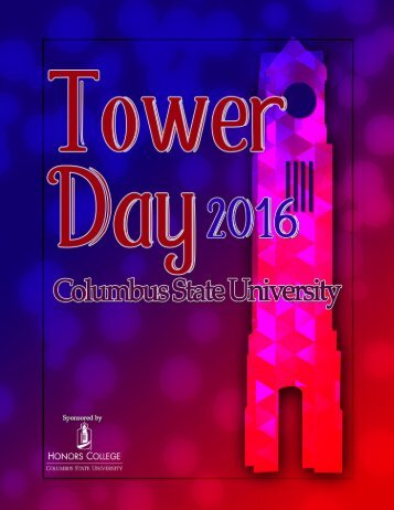 Tower Day April 12,2016