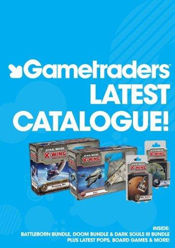 April / May Product Catalogue