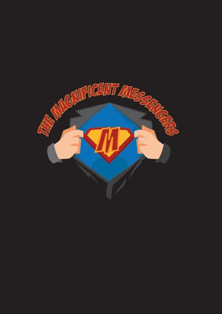 Magnificant messenger logo