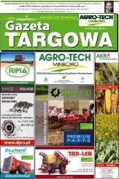 AGRO-TECH Minikowo 2015