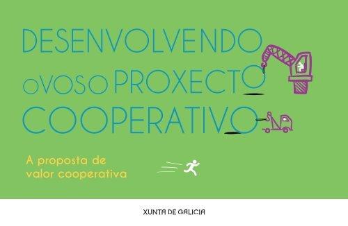 A proposta de valor cooperativa