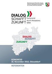 2 - Dialog schafft Zukunft