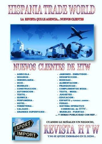 CLIENTES REVISTA - HASTA Nº 5-