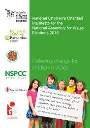Delivering change for children in Wales