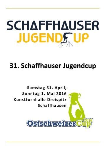 31. Schaffhauser Jugendcup