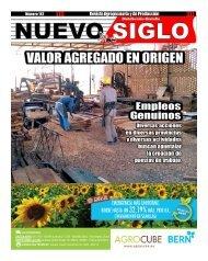 Revista Agropecuaria Nuevo Siglo Númeo 142 - Abril 2016