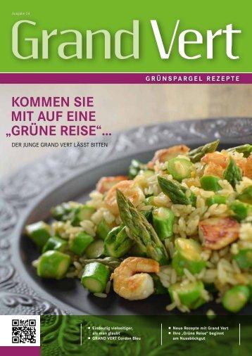 Grand Vert Ausgabe 4