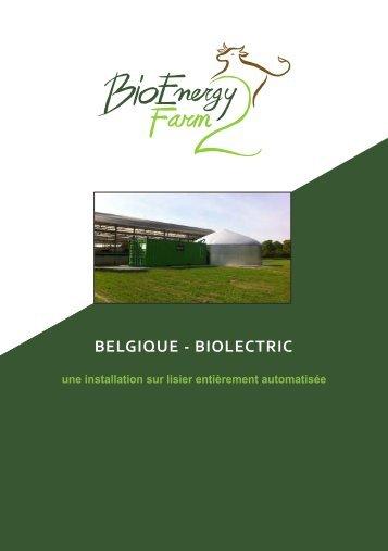 BELGIQUE - BIOLECTRIC