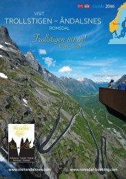 Trollstigen, Åndalsnes, Romsdal Guide 2016