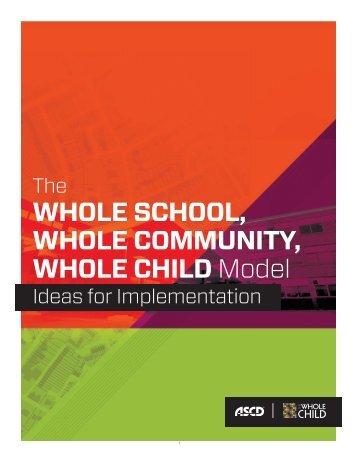WHOLE CHILD Model