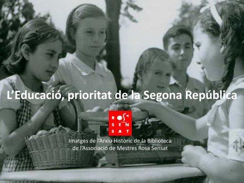 Presentació de les escoles de la República_def