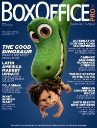 Boxoffice - November 2015