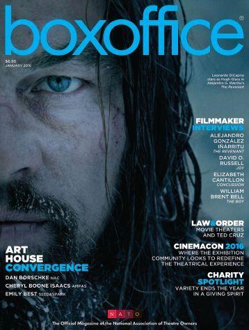 Boxoffice - January 2016