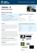 Jamie - 2 Sports Team Lads - Market Segmentation - Sport England - Page 5