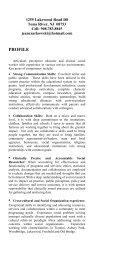 flipbook media resume