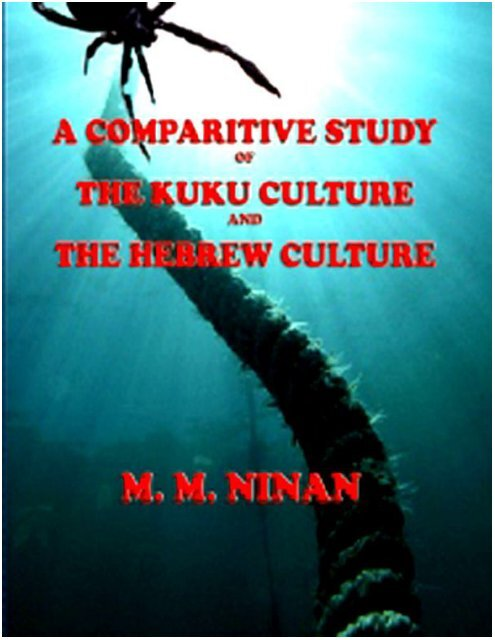 kuku and Hebrew culture