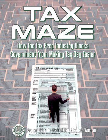 Tax Maze