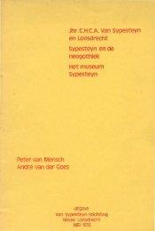 Jonkheer Van Sypesteyn en Loosdrecht