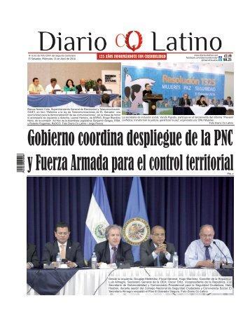 Edición 13 de Abril de 2016