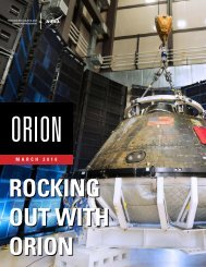 ROCKING OUT WITH ORION