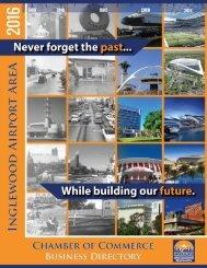 2016 IAACC BUSINESS DIRECTORY