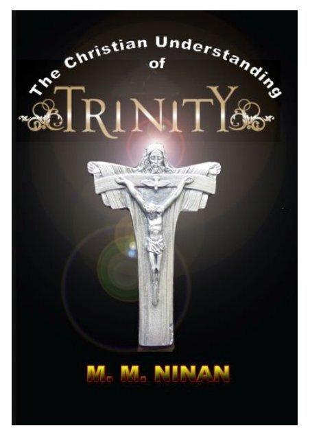 Christian Understanding of Trinity3