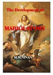Development of Mariolatory3