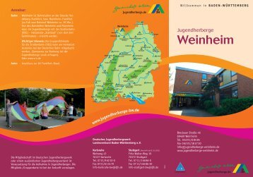 Weinheim - Jugendherberge Weinheim - Deutsches ...