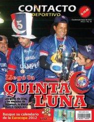 Calendario euroCopa 2012 - Inicio - Contacto Deportivo