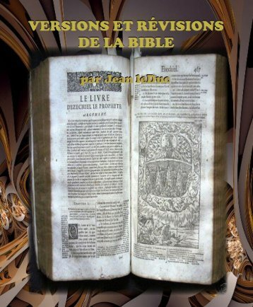 Versions et révisions de la Bible